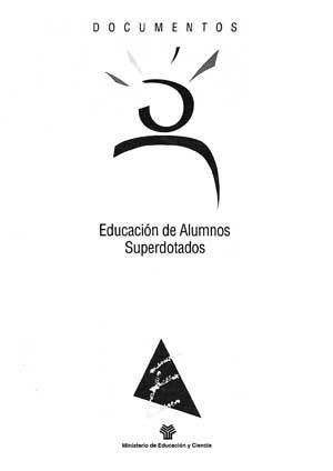 Educación de alumnos superdotados-1991