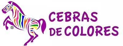 Cebras de Colores