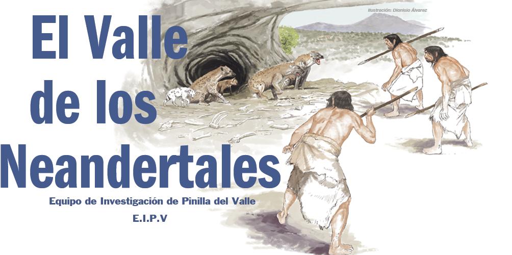 valle neanderthales