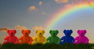 osos colores